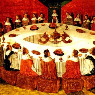 knights of the round table research paper King arthur and the round tabl essaysthrough out the king's court was called the knights of the round table all papers are for research and reference.