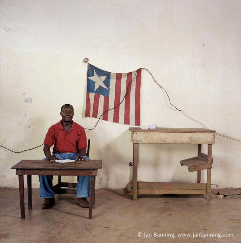 Bureaucracy Liberia 6