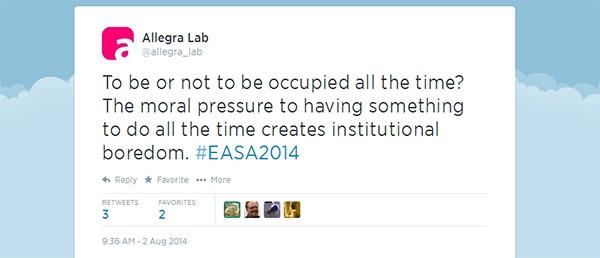 institutionaltweet