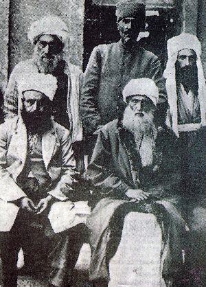 Sheikh Said (At the bottom right).