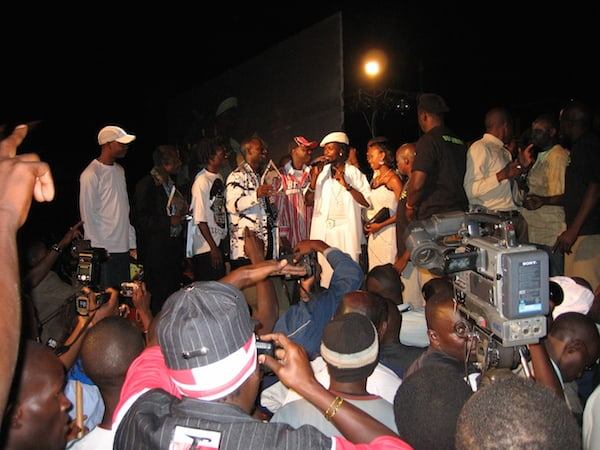 Bobi Wine wins Artist of the Year 2006