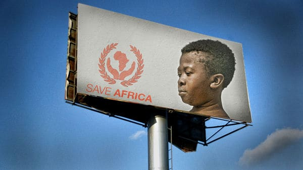 Let's save Africa - Gone wrong!