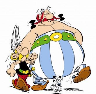 Astérix-Asterix-Obélix-Obelix-Idéfix-Idefix