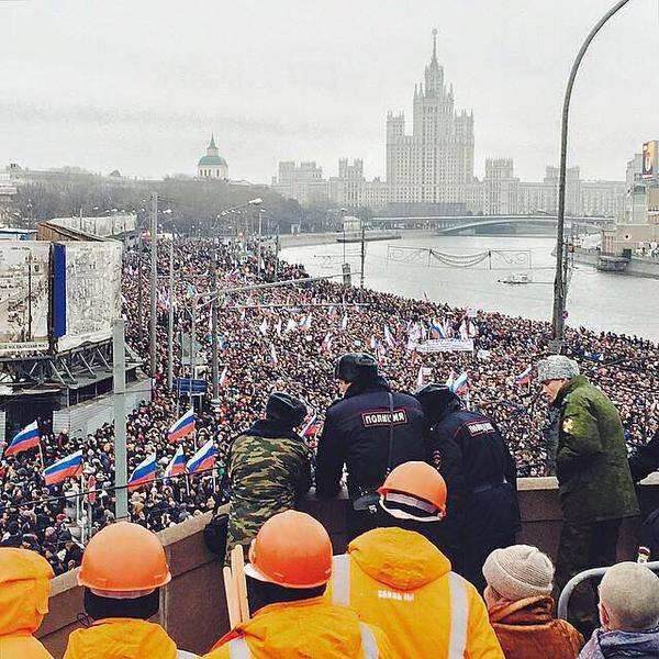 today in moscow