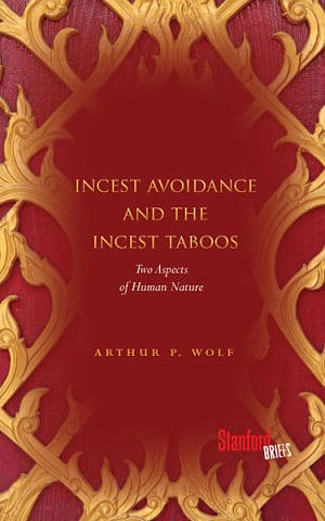Wolf_Incest Avoidance And The Incest Taboos