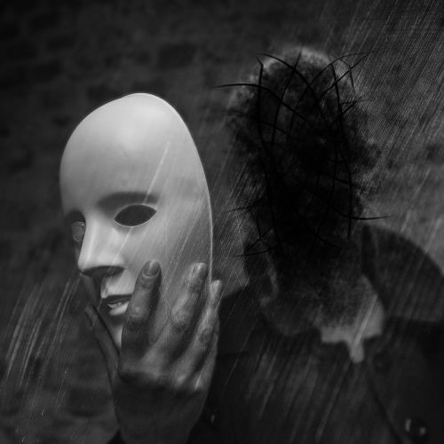 behind the mask essay The sun beats down and i turn my head from the blinding light a cloudless day promises another hot.