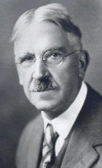 John Dewey. Image source: Philweb Bibliographical Archive
