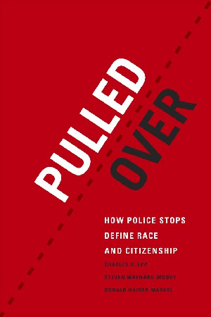 Pulled Over (book cover)