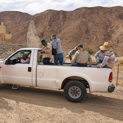 Search and rescue mission in the Sonoran Desert (Photo by Marko Tocilovac, 2011, CC BY-NC-ND 2.0)